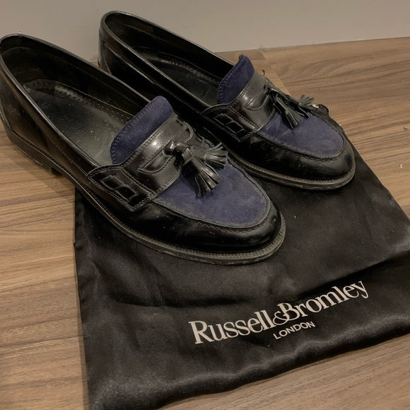 Russel Bromley Loafers